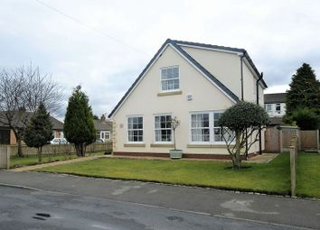 Thumbnail 3 bed detached bungalow for sale in The Warings, Heskin
