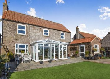 Thumbnail 4 bed detached house for sale in Main Road, Maltby Le Marsh, Alford, Lincolnshire