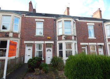 Thumbnail 3 bed maisonette to rent in Cambridge Avenue, Whitley Bay