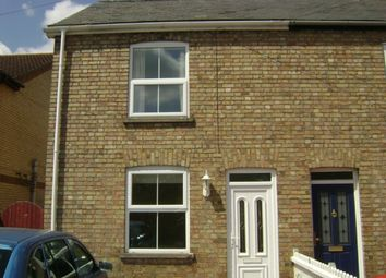 Thumbnail 3 bedroom semi-detached house to rent in Church Lane, Doddington, March