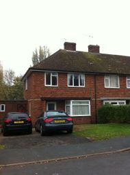 Thumbnail 4 bed semi-detached house to rent in Victoria Park, Newport