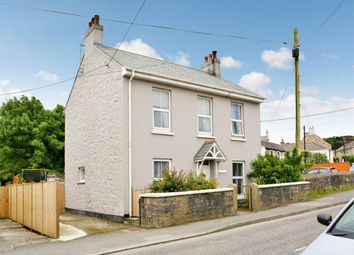 Thumbnail 4 bed detached house for sale in Lanner, Redruth, Cornwall