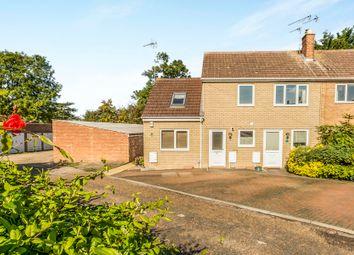 Thumbnail 1 bed maisonette for sale in Macaulay Avenue, Great Shelford, Cambridge