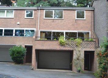 Thumbnail 3 bedroom town house for sale in Tennis Drive, Nottingham, Nottinghamshire