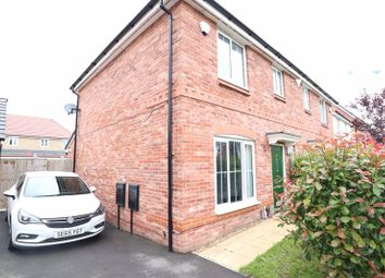 Thumbnail 3 bed semi-detached house for sale in Queen Mary Way, Walton, Liverpool