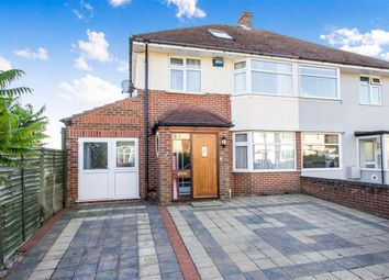 5 bed semi-detached house for sale in Churchill Crescent, Parkstone, Poole BH12