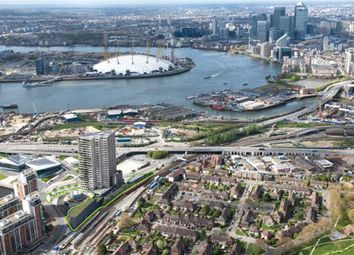 Thumbnail 2 bed flat for sale in Royal Victoria Residence, Royal Docks, London