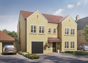 "Thumbnail 6 bed town house for sale in ""The Inglewood"" at Otley Road, Beckwithshaw, Harrogate"