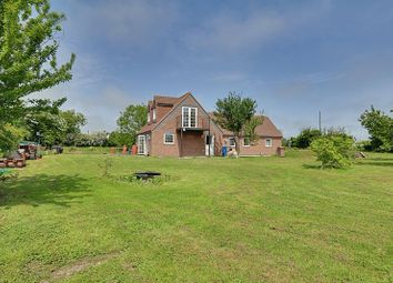 Thumbnail 3 bed detached bungalow for sale in Out Newton Road, Skeffling, Hull