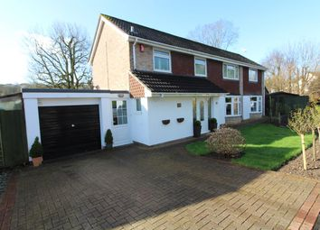 Thumbnail 5 bed detached house for sale in Pendennis Close, Plymouth