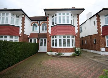 Thumbnail 4 bed semi-detached house for sale in Sussex Way, Cockfosters, Barnet