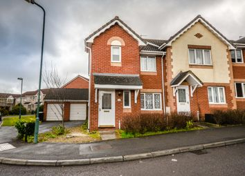 Thumbnail 3 bed end terrace house for sale in Church Farm Road, Bristol