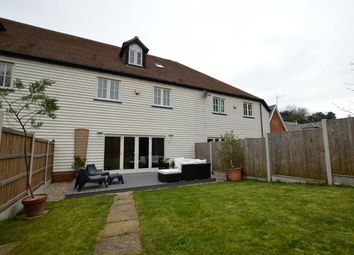 Thumbnail 5 bed terraced house for sale in Gardners Close, Ash, Canterbury