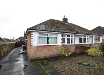 Thumbnail 2 bedroom semi-detached bungalow for sale in Hillcrest Drive, Tarleton, Preston