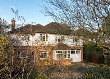 Thumbnail 5 bedroom detached house for sale in Copse Hill, London