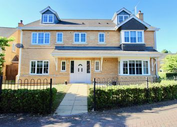 Thumbnail 7 bedroom detached house for sale in Dundee Court, Orton Northgate, Peterborough