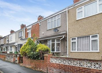 Thumbnail 3 bed terraced house for sale in Hare Street, Grimsby