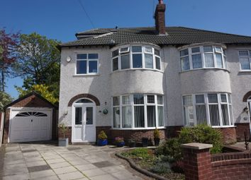 Thumbnail 4 bed semi-detached house for sale in Orchard Dale, Liverpool