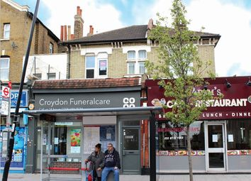 Thumbnail 3 bed maisonette for sale in London Road, Croydon