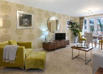 Thumbnail 1 bed flat for sale in Ockford Road, Godalming