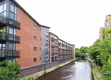 Thumbnail 2 bed flat for sale in Corn Mill Lane, Stalybridge