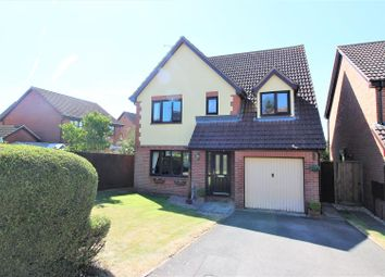 Thumbnail 4 bedroom detached house for sale in Nolan Close, Blunsdon, Swindon