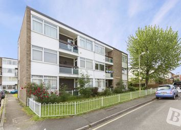 Thumbnail 2 bed flat for sale in Pompadour Close, Warley, Brentwood, Essex