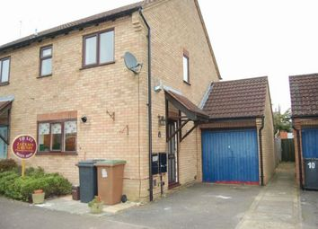 Thumbnail 3 bedroom link-detached house to rent in The Leys, Long Buckby, Northants