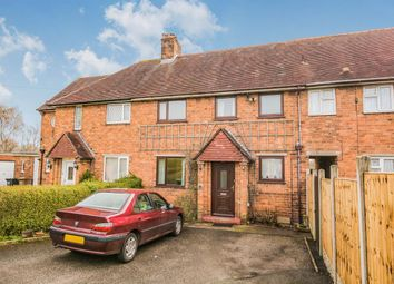 Thumbnail 3 bed terraced house for sale in Greenfields, St. Martins, Oswestry