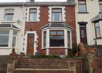 Thumbnail 2 bed terraced house for sale in Gwern Berthi Road, Abertillery