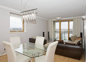 Thumbnail 2 bed flat to rent in Shackleton Court, Maritime Quay, London