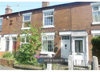 Thumbnail 2 bedroom terraced house to rent in Harley Road, Sale