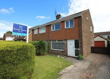 Thumbnail 3 bed semi-detached house for sale in Windermere Avenue, Carrickfergus