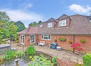 Thumbnail 4 bed detached house for sale in Chalky Road, Stockbury, Sittingbourne, Kent