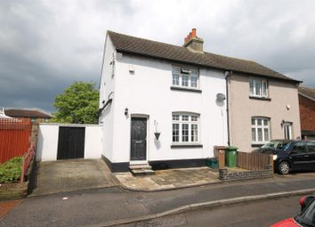 Thumbnail 2 bedroom cottage for sale in William Street, Carshalton