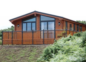 Thumbnail 2 bed property for sale in Lodges At Barstobrick, Ringford, Near Castle Douglas