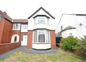 Thumbnail 4 bed semi-detached house for sale in Boscombe Road, South Shore, Blackpool, Lancashire