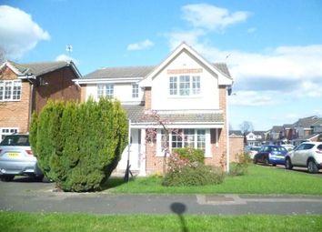 Thumbnail 4 bed detached house for sale in Sullivan Walk, Hebburn