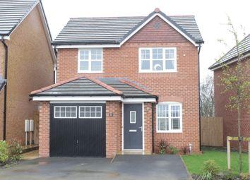 Thumbnail 3 bed detached house for sale in Sanderling Way, Wesham, Preston