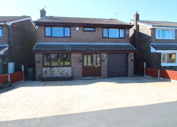 Thumbnail 4 bed detached house for sale in Waingap Rise, Syke, Rochdale, Greater Manchester
