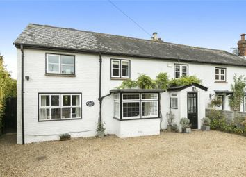 Thumbnail 4 bed semi-detached house for sale in The Street, West Horsley, Leatherhead, Surrey