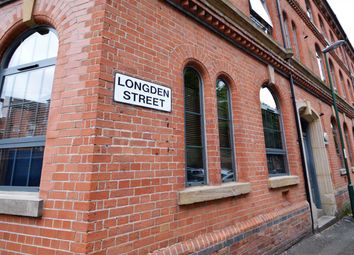 Thumbnail 1 bed flat to rent in Longden Mill, Longdon Street, Nottingham
