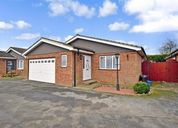 Thumbnail 3 bed detached bungalow for sale in Woodview Close, West Kingsdown, Sevenoaks, Kent
