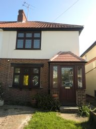Thumbnail 3 bed semi-detached house to rent in Powder Mill Lane, Twickenham