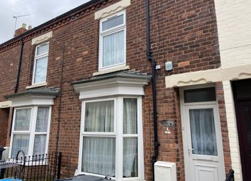 Thumbnail 3 bed terraced house to rent in Charlton Villas, Estcourt Street, Hull