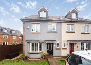 Thumbnail 4 bed town house for sale in Nant-Y-Fron, Tonyrefail, Porth