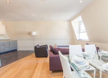 Thumbnail 3 bed flat to rent in Grace Lodge, 181 Clarence Road, London