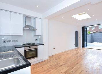 Thumbnail 3 bed flat for sale in Marian Road, London