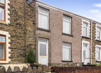 Thumbnail 2 bed terraced house for sale in Parkhill Terrace, Treboeth, Swansea