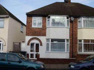 Thumbnail 3 bed semi-detached house to rent in Southfield Avenue, Northampton, Northants